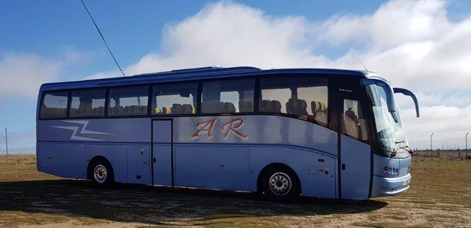 Transporte de Viajeros en Salamanca